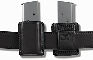 product image for Galco Concealable Magazine Case for 9mm.40.357 Sig Staggered Polymer Magazines and S&W M&P 9mm.40 Metal Magazines