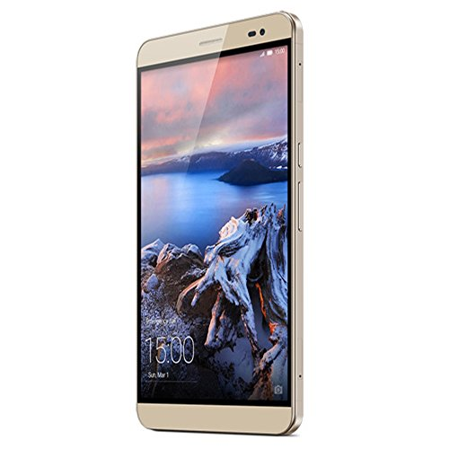 Huawei Mediapad X2 Tablet Phone (GEM-702L) 32GB Champagne Gold, Dual SIM, 7.0 inch, 3GB ROM - Unlocked International Model - No Warranty