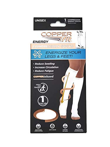 Copper Fit Energy Compression