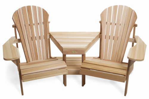 Amazon Com All Things Cedar Adirondack Outdoor Corner