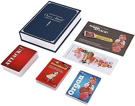 Organ Attack – Juego de mesa de juego divertido para adultos ...