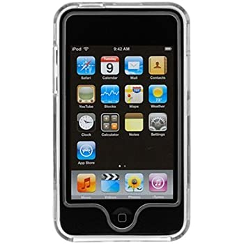 Transparent Clear Snap On Crystal Hard Cover Case for Apple Ipod Touch Itouch 8GB 16GB 32GB 2G 2nd Generation ¡¦