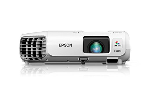 Epson V11H688020 LCD Projector, PowerLite 97H