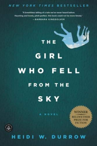 The Girl Who Fell from the Sky by Algonquin Books of Chapel Hill