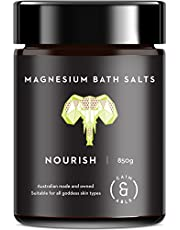 Caim & Able Magnesium Bath Salts 850g - Magnesium Chloride Flakes | Australian Made & Owned 100% natural, 100% vegan, cruelty-free, not tested on animals