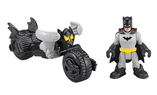 Fisher-Price Imaginext DC Super Friends, Batman & Batcycle