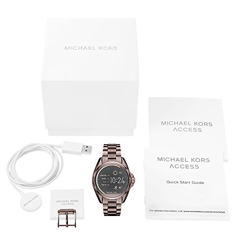 Michael Kors Access Touchscreen Sable Bradshaw Smartwatch MKT5007 by Michael Kors (Image #4)
