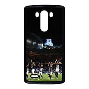 LG G3 Cell Phone Case Black_Juventus Fight Soccer Zcqcu