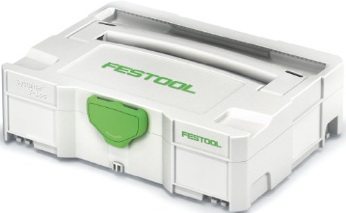 Festool 497563 Systainer SYS 1 Tool And Accessory Storage Unit