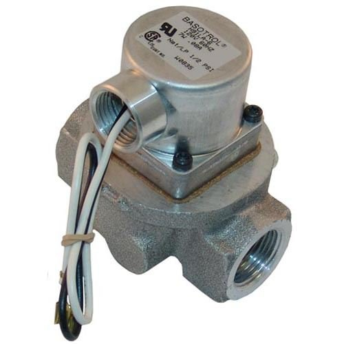 Solenoid Gas Valve for Vulcan Hart Part# 00-428578-000G1 (OEM Replacement)