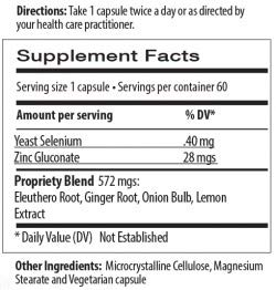Thyroid Energy - Natural Thyroid Support Vitamin Supplement - Boost Energy Level