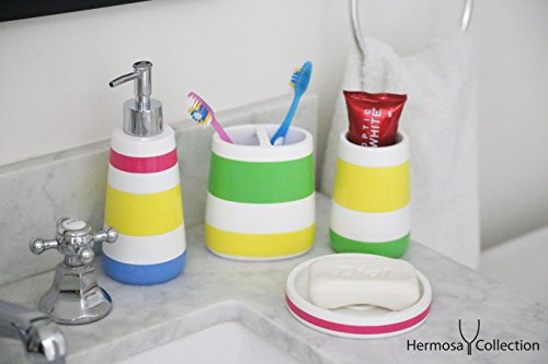 Review Hermosa Collection Four Piece