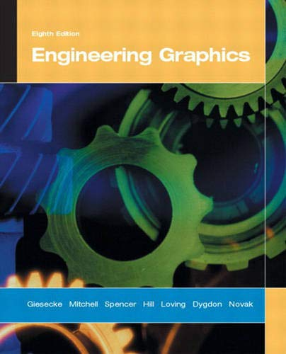 - Engineering Graphics (8th Edition)