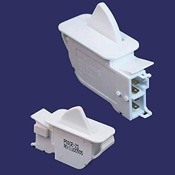 Lg 4681jb1027c evaporator fan motor home for Ge refrigerator evaporator fan motor problems