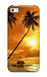 TYH - 556K Snap-on Pigeon Point At Sunset Case Cover Skin Compatible With Iphone 6 plus 5.5 phone case