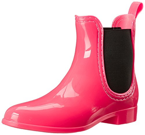 Bootsitootsi Bootsi Tootsi Donna Chelsea Rain Boot Rosa Caldo