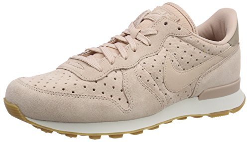Running Grey Internationalist S beige Eu Nike Barely De Particule Chaussures Femme pierre 36 Premium Rose q0RIwZU