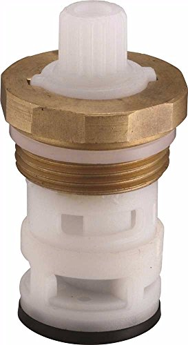 GERBER PLUMBING 98-710 Hot Washerless Cartridge, Includes Gasket and Seat Washer