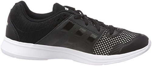 De chalk S18 Fun Essential Femme Chaussures Core Black Gymnastique carbon S18 core White Noir Adidas Ii W PUxXaq
