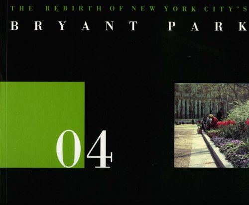 04 The Rebirth of New York City's Bryant Park (The Land Marks Series, No. - Bryant Park Stores
