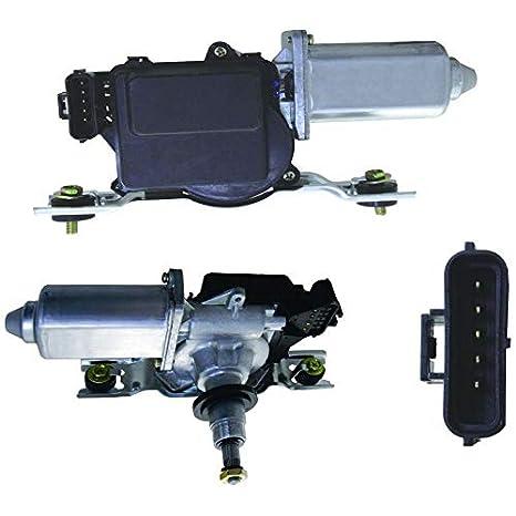 Partes reproductor nuevo limpiaparabrisas motor W/pulso Junta Módulo para Jeep Grand Cherokee 1999 - 2004: Amazon.es: Coche y moto