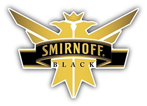 smirnoff-black-alcohol-vodka-drink-car-bumper-sticker-decal-5-x-4