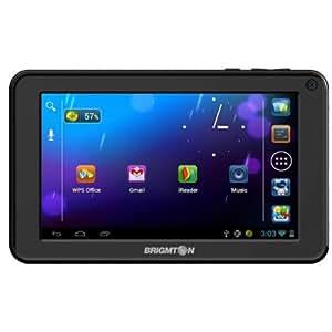 """Brigmton Sonfer SFTPC-107-N - Tablet PC de 7"""" (4 GB) negro"""