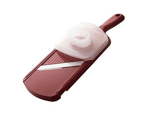 - Kyocera Csn-202-rd Adjustable Mandoline Slicer; Red