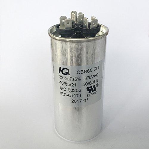 35 uf round capacitor 370 vac - 5