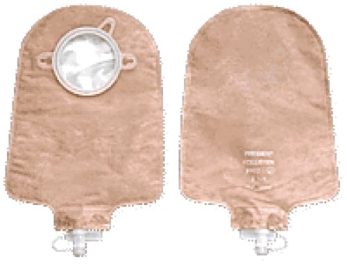 - Hollister CenterPointLock Two-Piece Urostomy Pouch with Two Sided ComfortWear Panel 1-1/2