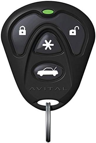 Avital 7143L 4-Button Remote Control