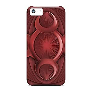 Hot Snap-on Design E Hard Cover Case/ Protective Case For Iphone 5c