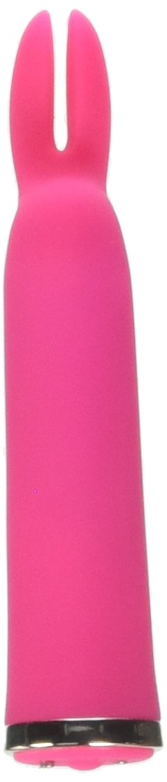 Fredericks of Hollywood Rechargeable Rabbit Bullet, Hot Pink