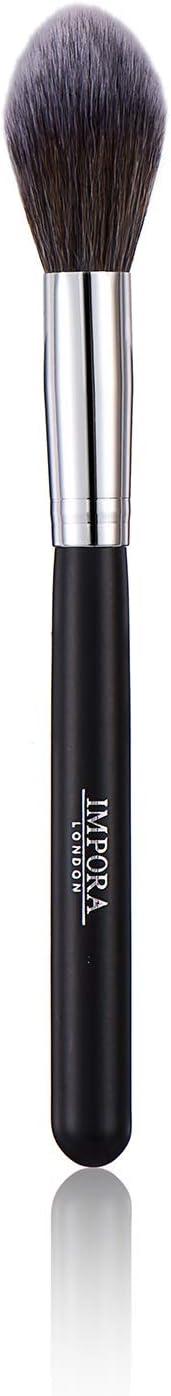 Impora London - Brocha en punta para polvos de maquillaje