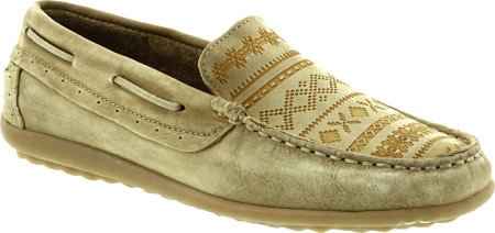Women's Red Stone moccasins Heritage mukluks Leather Dip Taos and Spice Dyed M 41 BxtgwtTdq