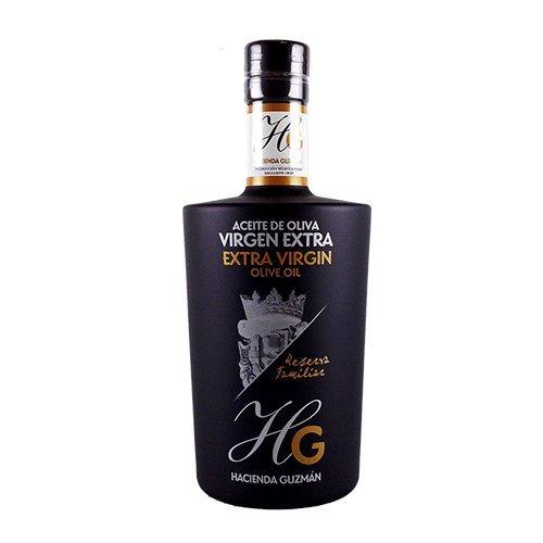 Hacienda Guzman Extra Virgin Olive Oil, Manzanilla - 17 oz, Limited Edition by Marky's Caviar