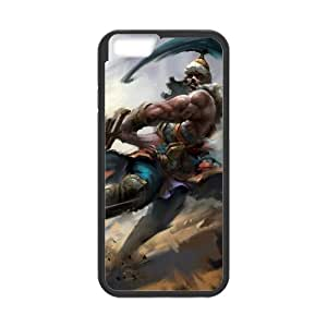 Printed League of Legend Phone Case For iPhone 6 4.7 Inch S1T3919
