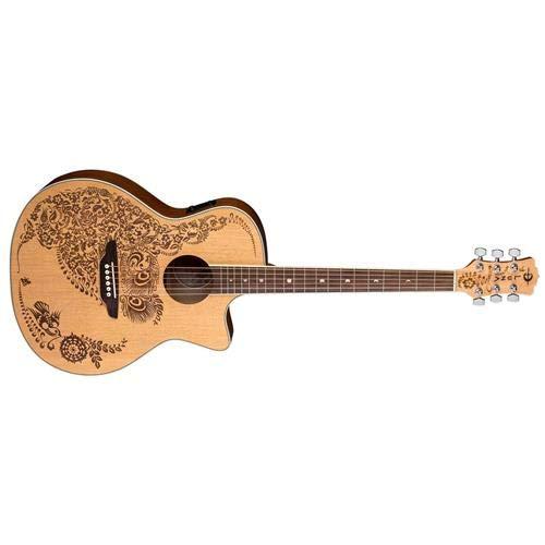 luna guitar henna oasis - 2