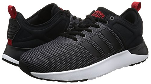 adidas neo Herren Sneaker schwarz 45 1/3