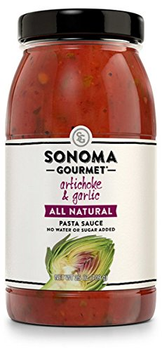 Sonoma Gourmet, Artichoke & Garlic - 1 case (pack of 6)