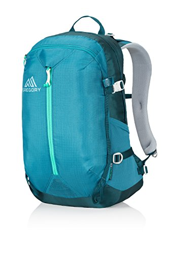 Gregory Mountain Products Patos Backpack Travel, Day Hiking, Study Padded Laptop Sleeve, Internal Organization, Daisy Chains for Gear Attachment