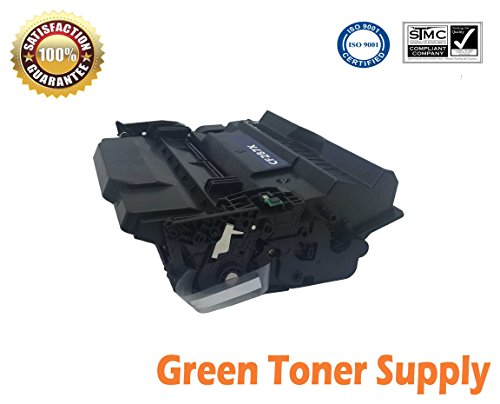 GTS Compatible Toner Cartridge Replacement for HP CF287X ( Black ) Photo #2