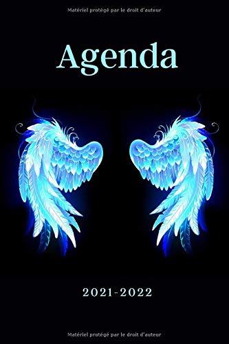 Agenda 2021 2022: Ange Gardien, Cadeau de Noël, Nouvel An