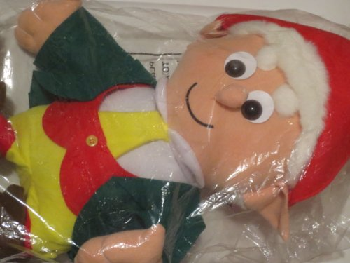 ADVERTISING COLLECTIBLE -- Ernie the Elf Keebler Cookie Elf --- approx. 22