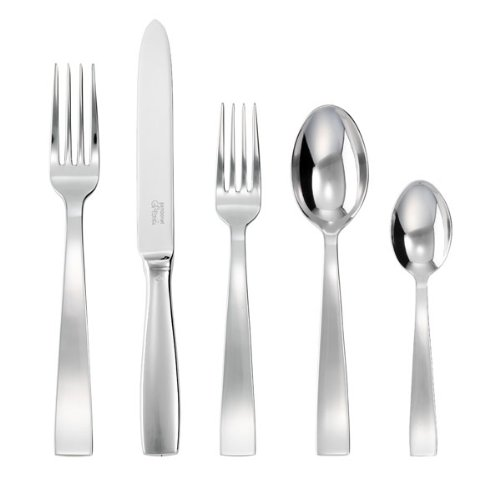 Gio Ponti Matte 5 Piece Place Setting ()