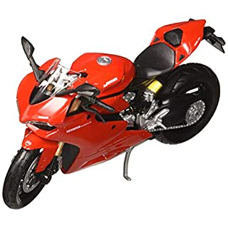 Maisto Ducati 1199 Panigale Motorcycle 1:12 Scale Model