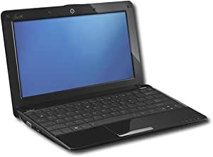 ASUS 1005HAB BLACK NETBOOK COMPUTER WITH WINDOWS 7