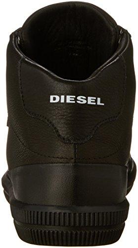 Diesel Mens Dineckt Sneakers S-naptik Mid Fashion Nero / Nero