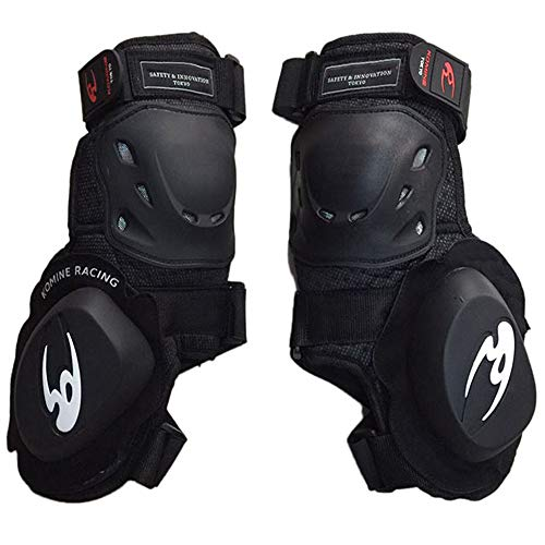 Hxeyl Motorcycle Knee Pads Motocross Protector Protective Gear Package Kneepad Moto Knee Brace Support Knight Drop Protection Leggings