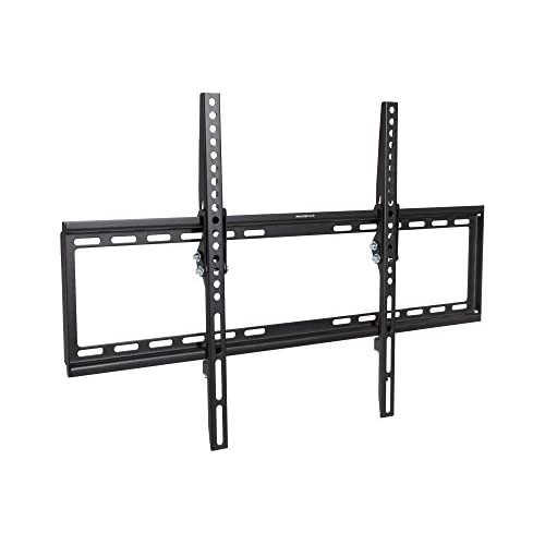 chollos oferta descuentos barato Proper Ultra Slim Tilting TV Bracket for 37 70 70 Negro Soporte de Pared para Pantalla Plana 35 kg 94 c